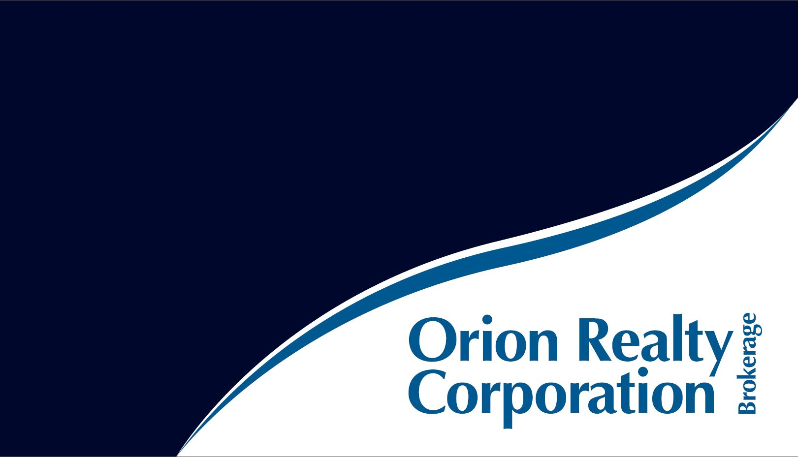 Orion Realty Corporation, Brokerage
